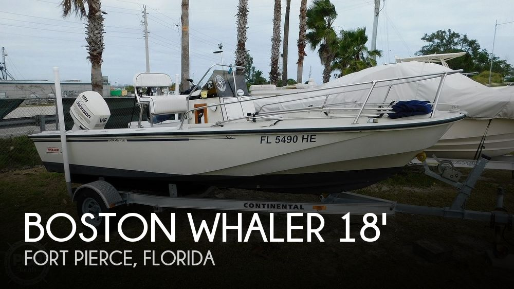 Used Boston Whaler 18 Boats For Sale by owner | 1988 Boston Whaler Outrage 18
