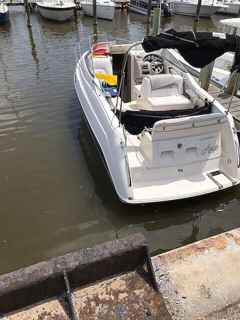 2006 Stingray boat for sale, model of the boat is 240 CS & Image # 2 of 40