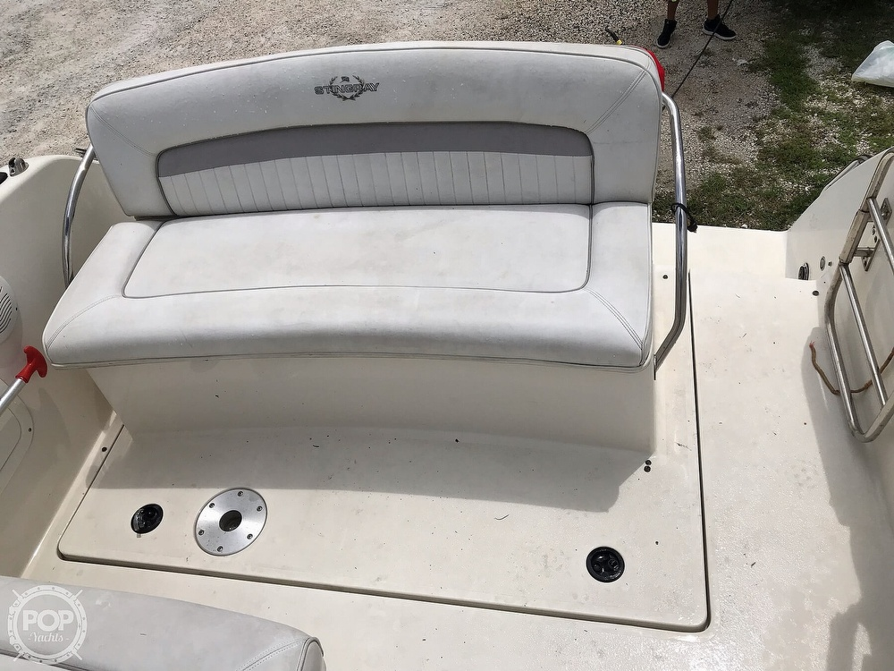2006 Stingray boat for sale, model of the boat is 240 CS & Image # 24 of 40