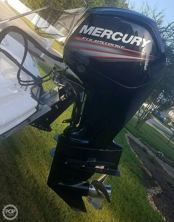 2017 Mako boat for sale, model of the boat is Skiff 19 CC & Image # 12 of 15