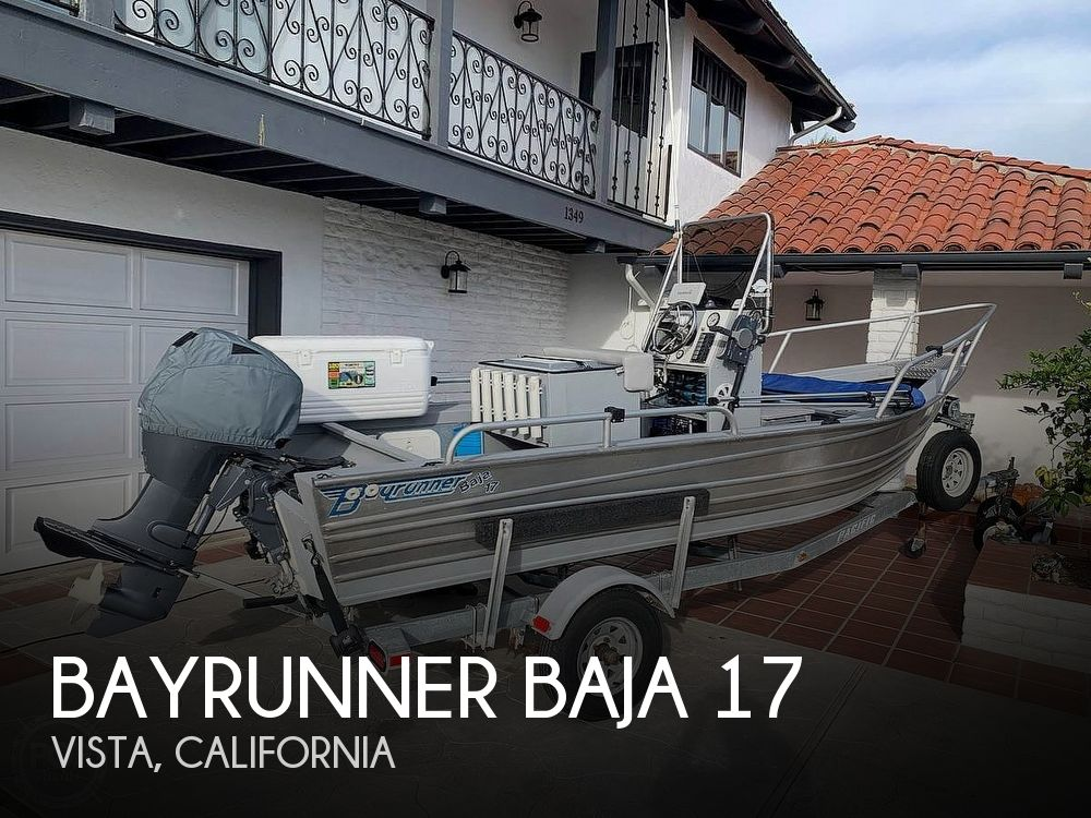 Used Bayrunner Boats For Sale by owner | 1994 Bayrunner Baja 17