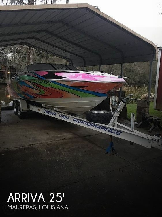Used Boats For Sale by owner | 1996 Arriva 25
