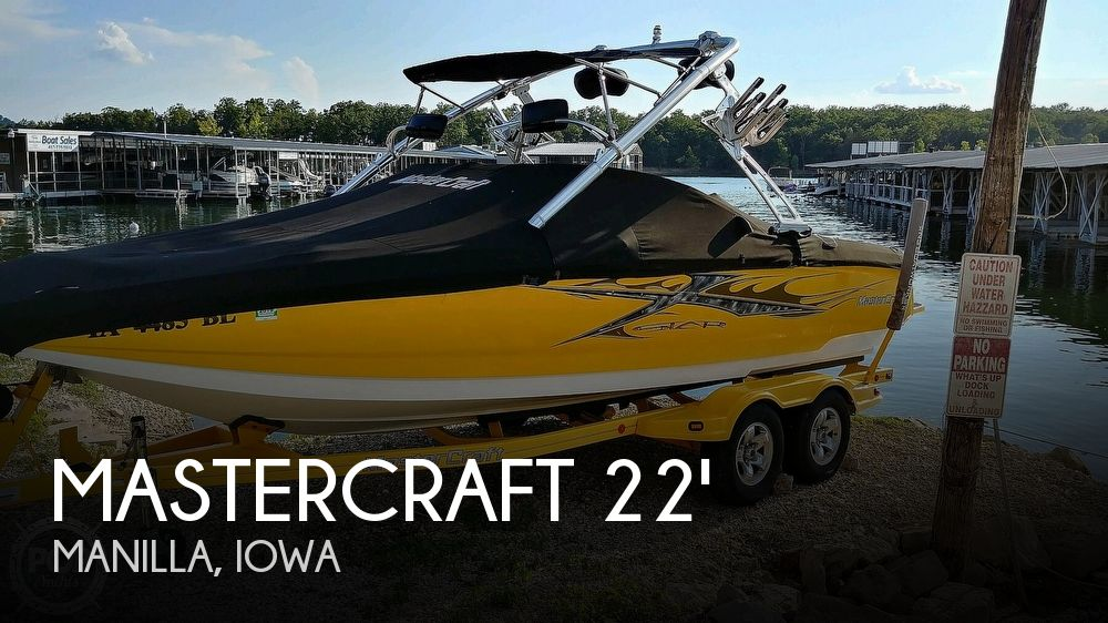 Used Boats For Sale in Omaha, Nebraska by owner | 2006 Mastercraft 22 XStar