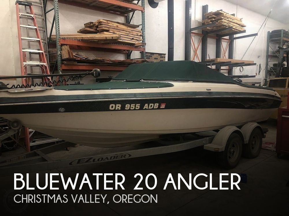 Used Bluewater Boats For Sale by owner | 2006 Bluewater 20 Angler