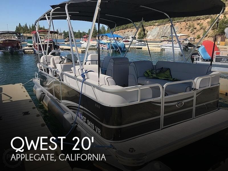 Used Qwest Boats For Sale by owner | 2019 Qwest 820 Luxury Series