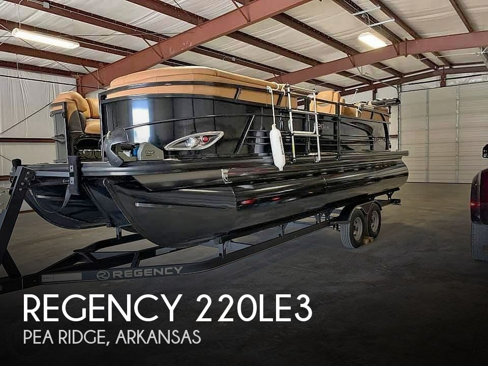 Used Boats For Sale in Fayetteville, Arkansas by owner | 2018 Regency L220Le