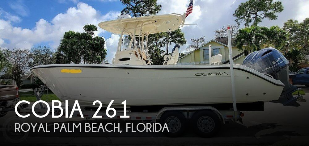 Used Cobia Boats For Sale by owner | 2018 Cobia 261