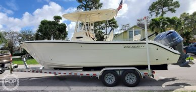 Cobia 261 CC, 261, for sale - $127,900