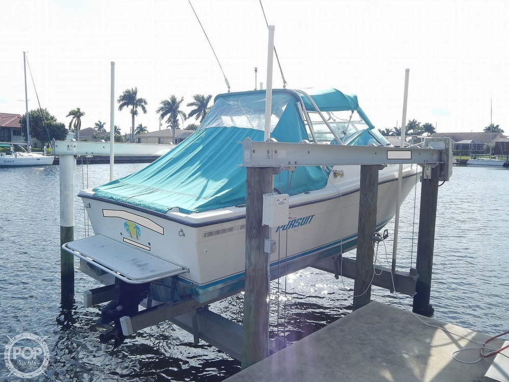 1992 Pursuit boat for sale, model of the boat is 2650 Cuddy Cabin & Image # 4 of 40