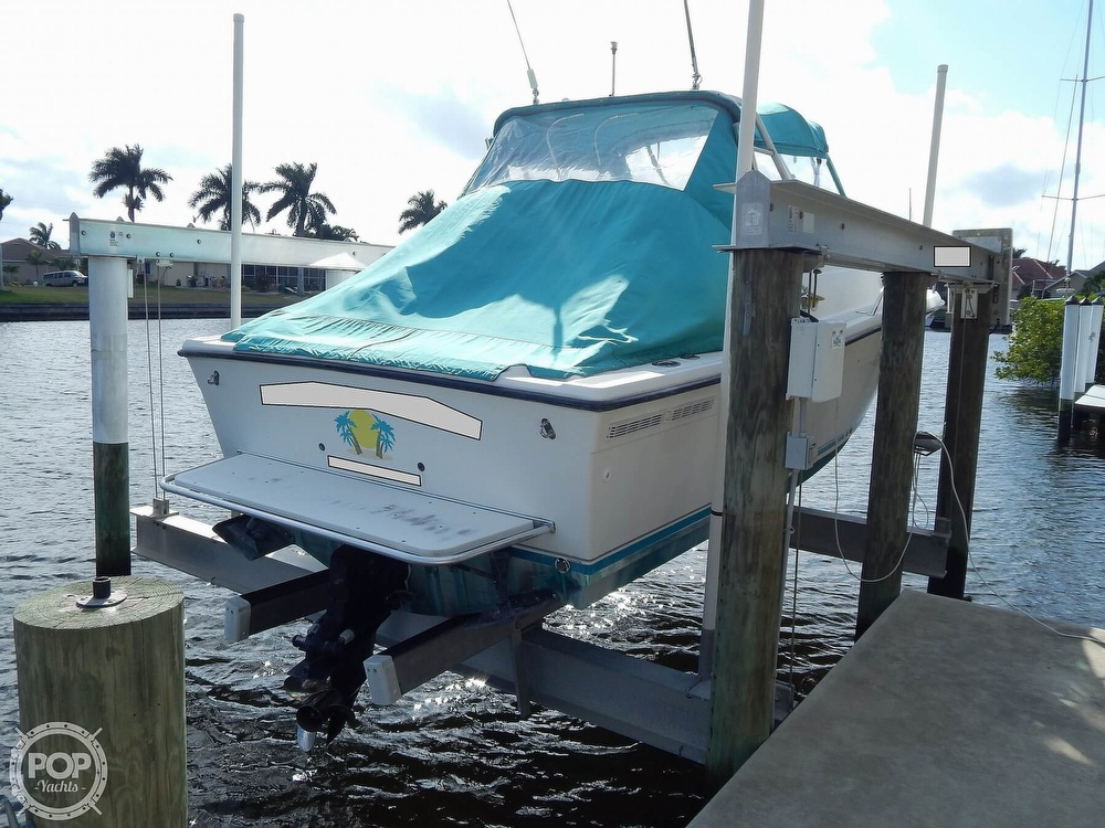 1992 Pursuit boat for sale, model of the boat is 2650 Cuddy Cabin & Image # 8 of 40