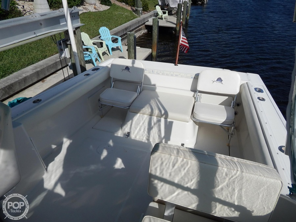 1992 Pursuit boat for sale, model of the boat is 2650 Cuddy Cabin & Image # 10 of 40