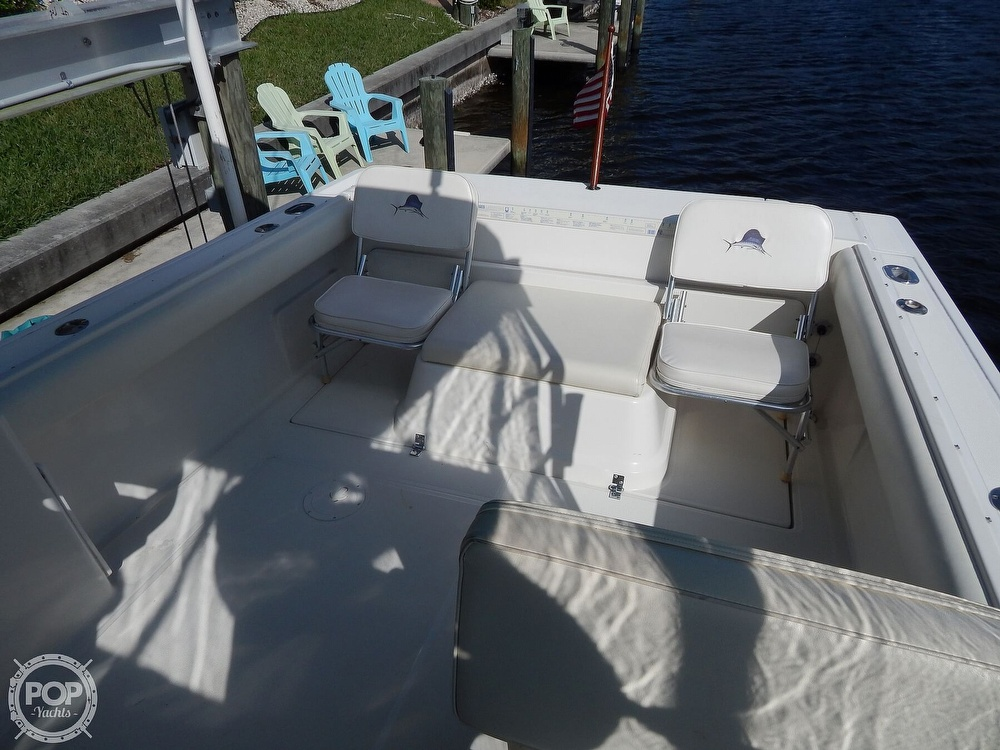 1992 Pursuit boat for sale, model of the boat is 2650 Cuddy Cabin & Image # 13 of 40