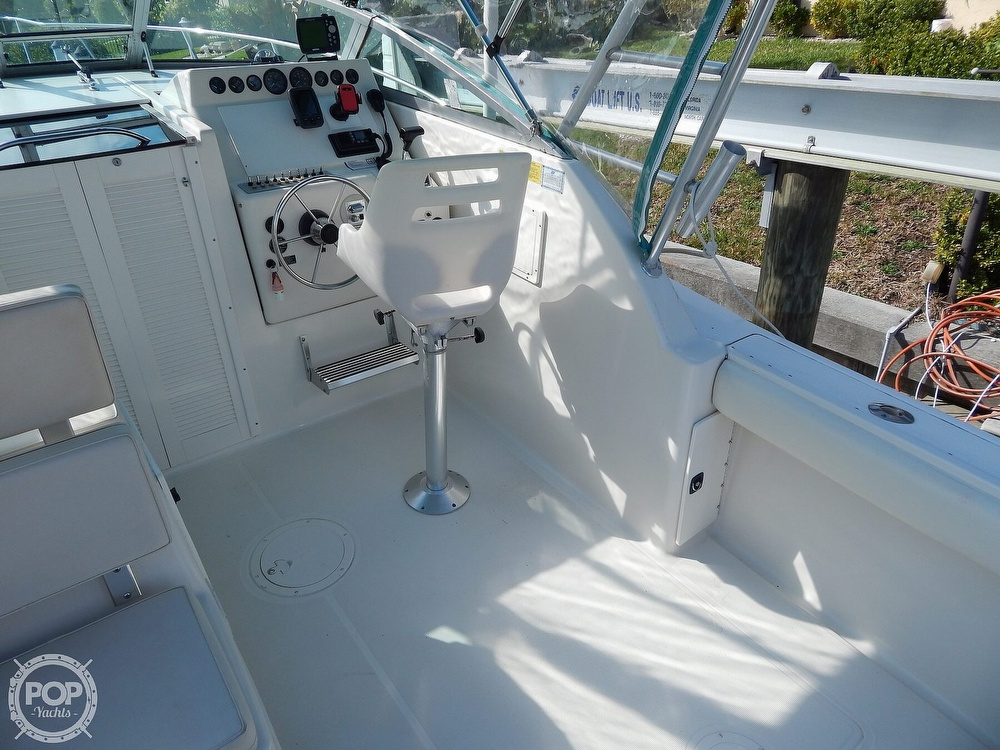 1992 Pursuit boat for sale, model of the boat is 2650 Cuddy Cabin & Image # 14 of 40