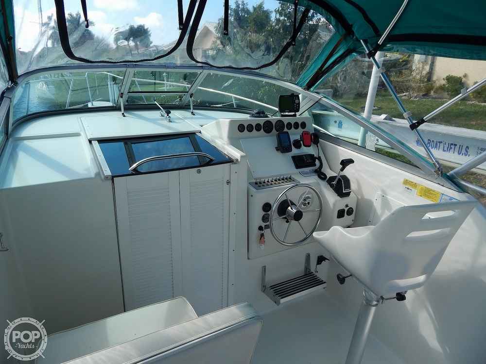 1992 Pursuit boat for sale, model of the boat is 2650 Cuddy Cabin & Image # 7 of 40