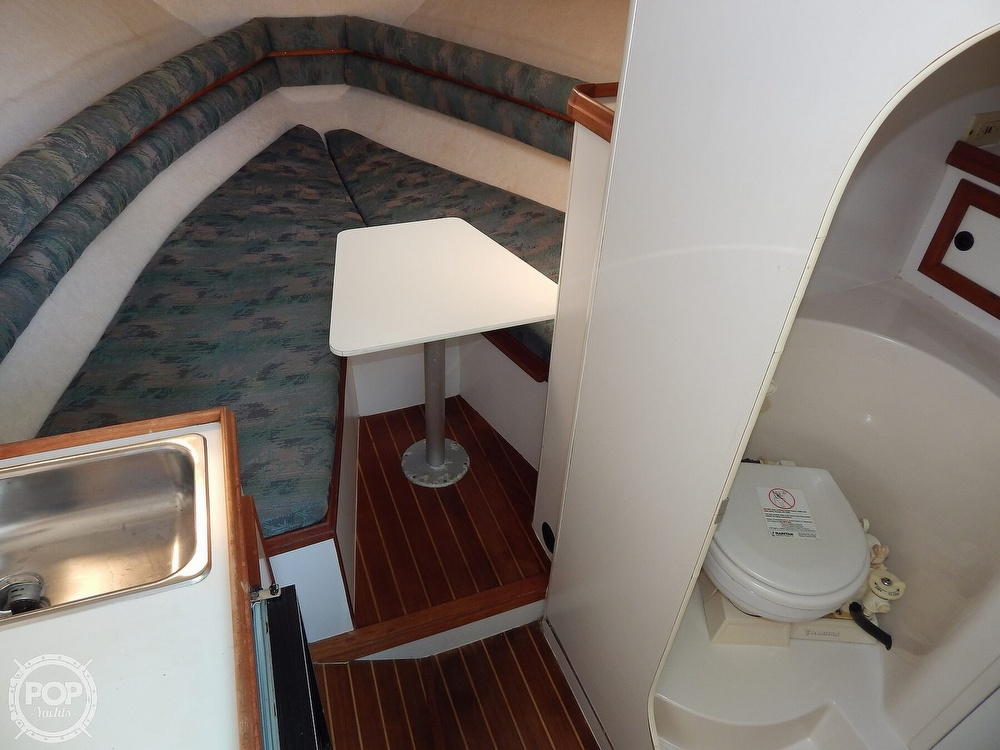 1992 Pursuit boat for sale, model of the boat is 2650 Cuddy Cabin & Image # 9 of 40