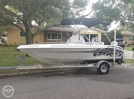 2017 Glasstream boat for sale, model of the boat is 192 & Image # 3 of 15