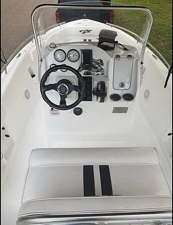 2017 Glasstream boat for sale, model of the boat is 192 & Image # 4 of 15