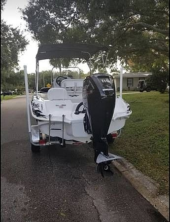 2017 Glasstream boat for sale, model of the boat is 192 & Image # 7 of 15