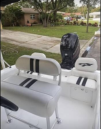 2017 Glasstream boat for sale, model of the boat is 192 & Image # 9 of 15
