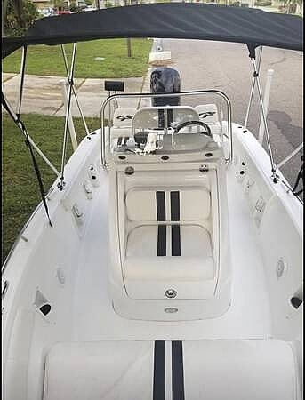 2017 Glasstream boat for sale, model of the boat is 192 & Image # 10 of 15