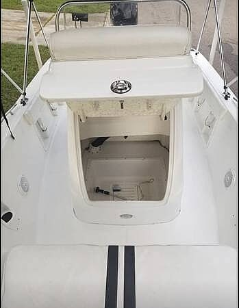 2017 Glasstream boat for sale, model of the boat is 192 & Image # 11 of 15