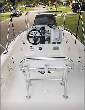 2017 Glasstream boat for sale, model of the boat is 192 & Image # 13 of 15
