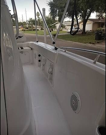 2017 Glasstream boat for sale, model of the boat is 192 & Image # 14 of 15