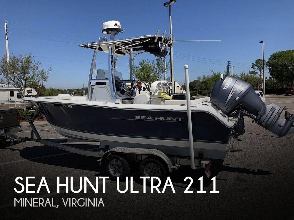 2012 SEA HUNT ULTRA 211 for sale