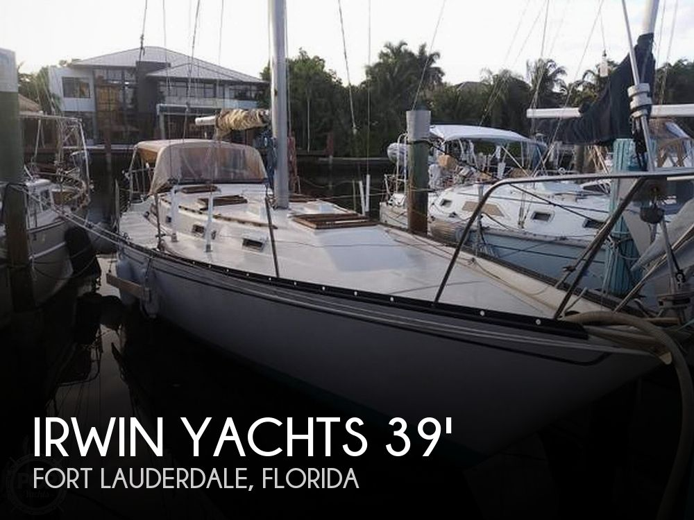 Used Irwin Boats For Sale by owner | 1979 Irwin Yachts 39 Citation