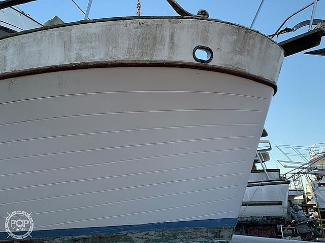 1976 Marine Trader boat for sale, model of the boat is 40 Double Cabin & Image # 28 of 40