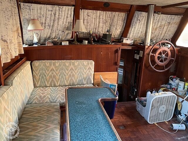 1976 Marine Trader boat for sale, model of the boat is 40 Double Cabin & Image # 31 of 40