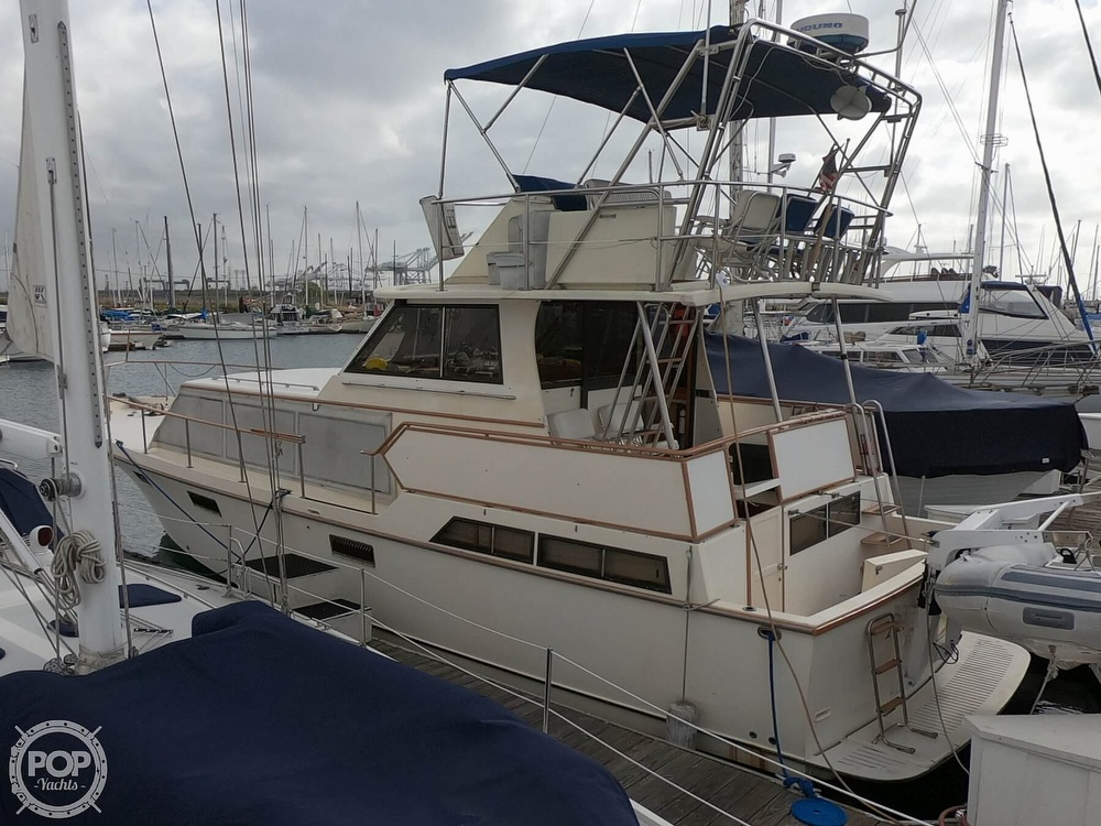 1986 Roughwater boat for sale, model of the boat is DCMY & Image # 3 of 40