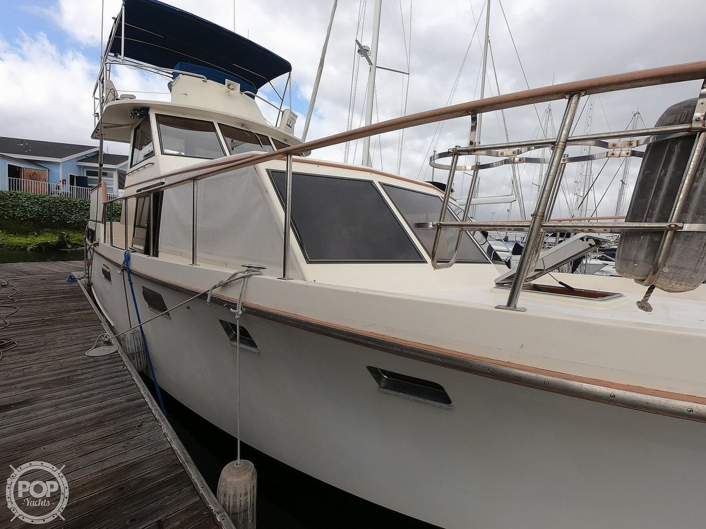 1986 Roughwater boat for sale, model of the boat is DCMY & Image # 6 of 40