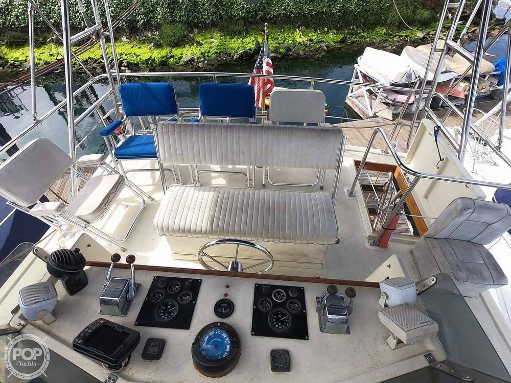 1986 Roughwater boat for sale, model of the boat is DCMY & Image # 18 of 40