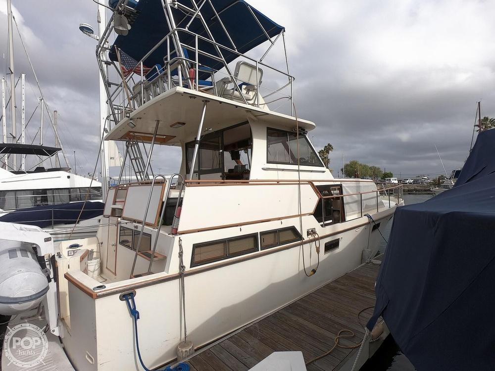 1986 Roughwater boat for sale, model of the boat is DCMY & Image # 23 of 40