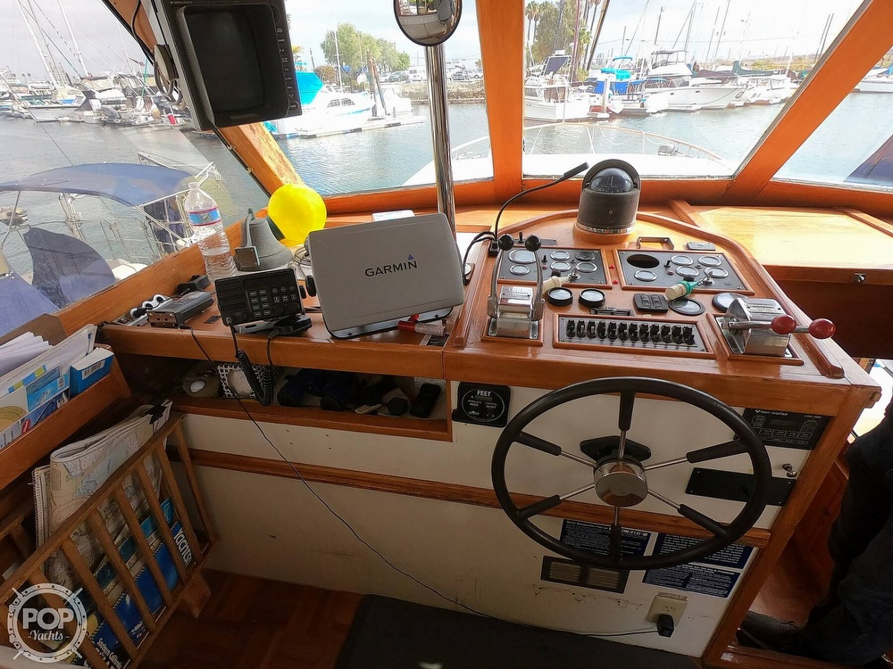 1986 Roughwater boat for sale, model of the boat is DCMY & Image # 30 of 40