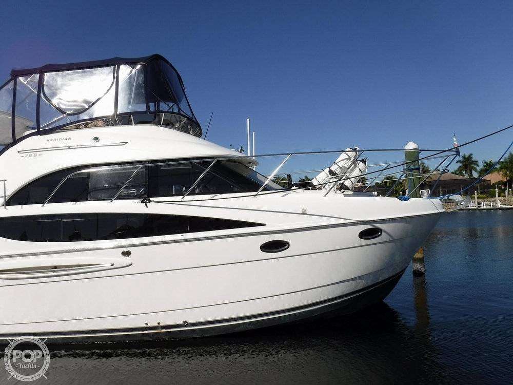 2006 Meridian boat for sale, model of the boat is 368 Motoryacht & Image # 2 of 40