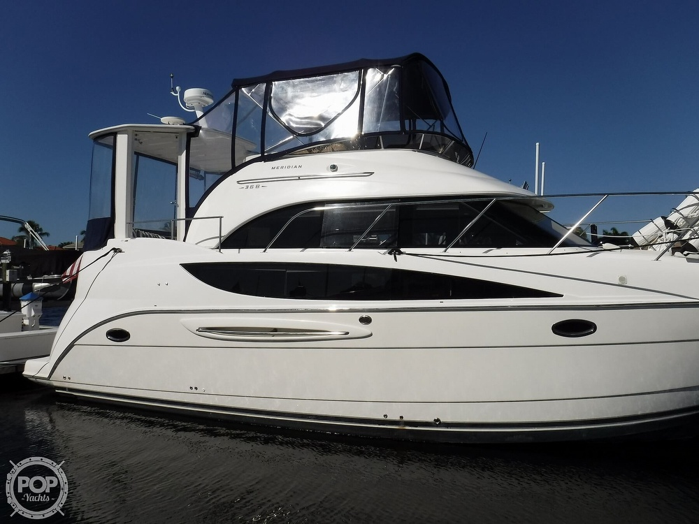 2006 Meridian boat for sale, model of the boat is 368 Motoryacht & Image # 3 of 40