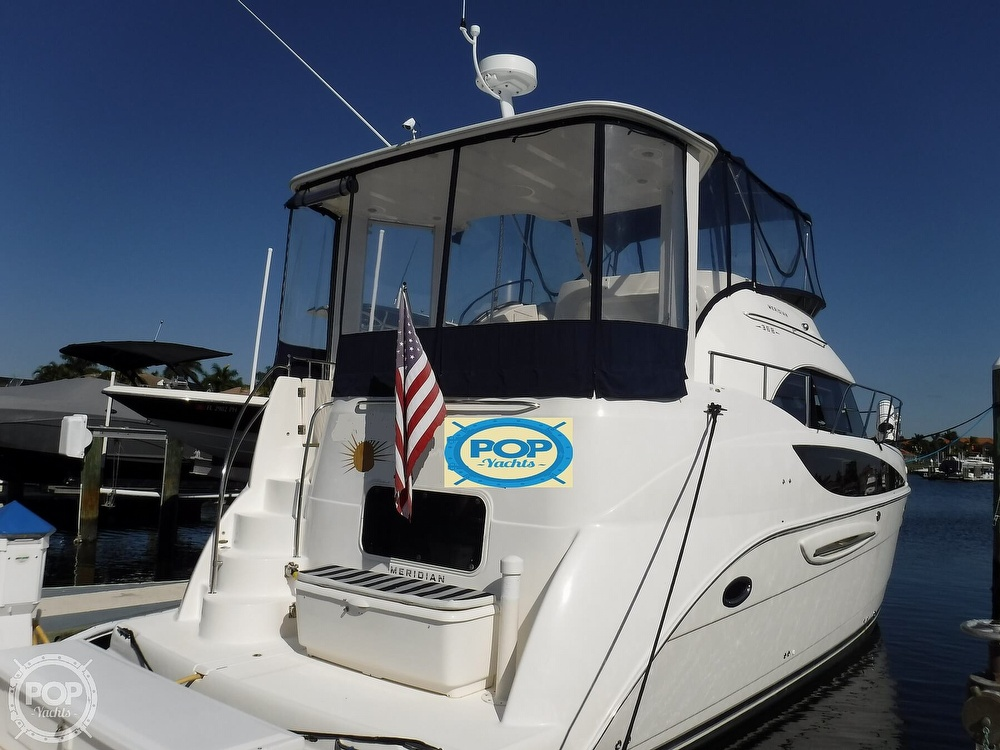 2006 Meridian boat for sale, model of the boat is 368 Motoryacht & Image # 6 of 40