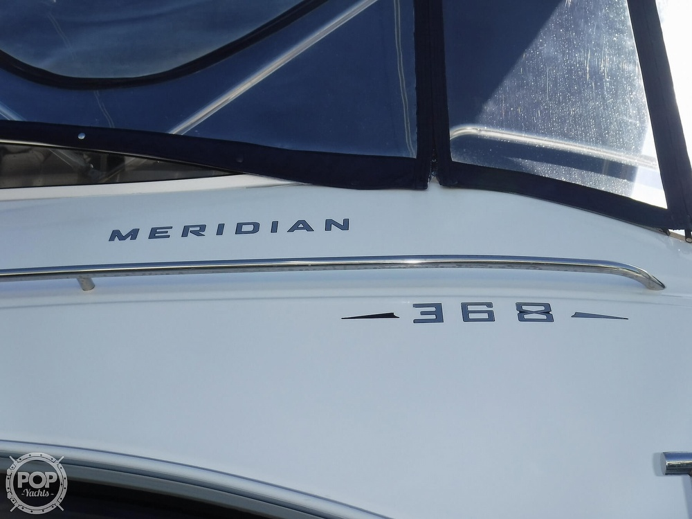 2006 Meridian boat for sale, model of the boat is 368 Motoryacht & Image # 7 of 40