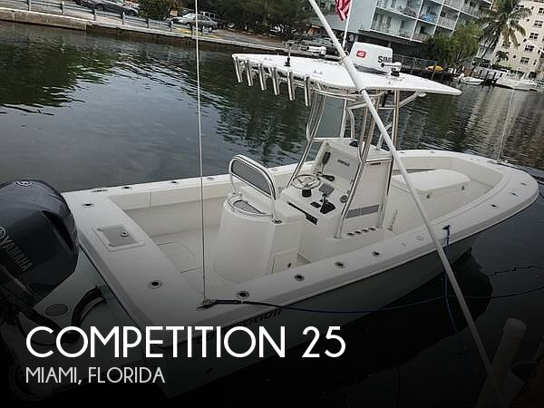 Used Competition Boats For Sale by owner | 2016 Competition 25