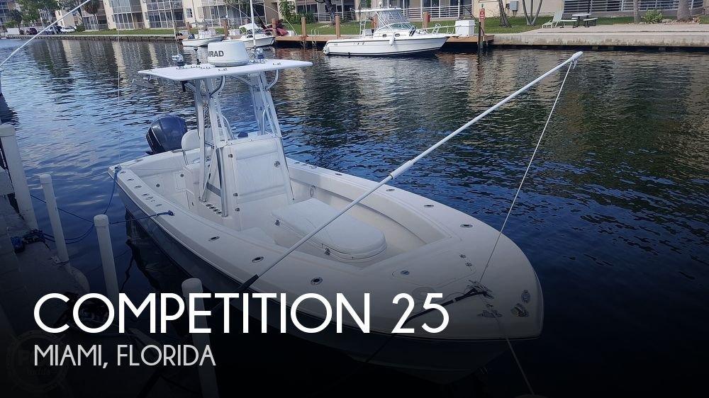 2016 Competition boat for sale, model of the boat is 25 & Image # 1 of 40