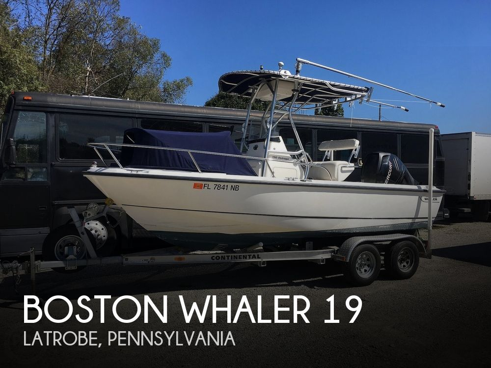 Used Boston Whaler 19 Boats For Sale by owner | 2006 Boston Whaler 19
