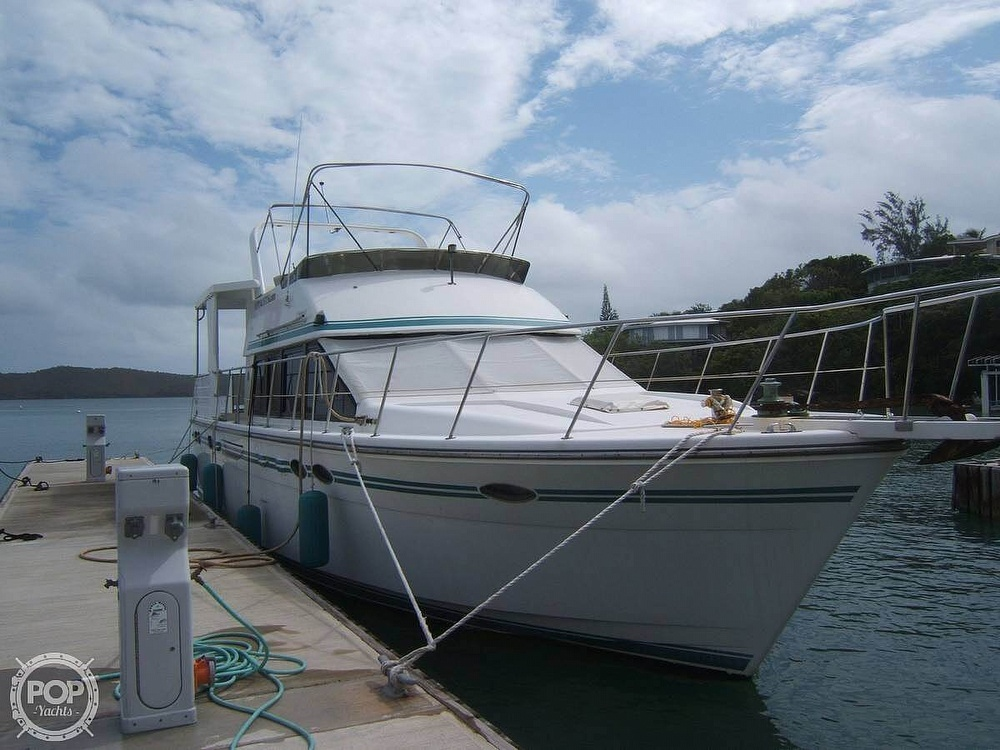 2000 Jefferson boat for sale, model of the boat is 46 Marlago Sundeck & Image # 8 of 24
