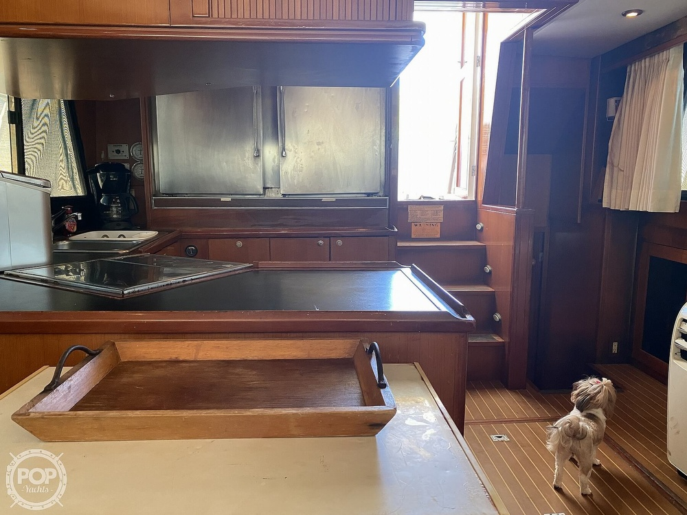 2000 Jefferson boat for sale, model of the boat is 46 Marlago Sundeck & Image # 18 of 24