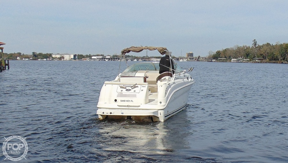 2001 Sea Ray boat for sale, model of the boat is 260 Sundancer & Image # 16 of 40