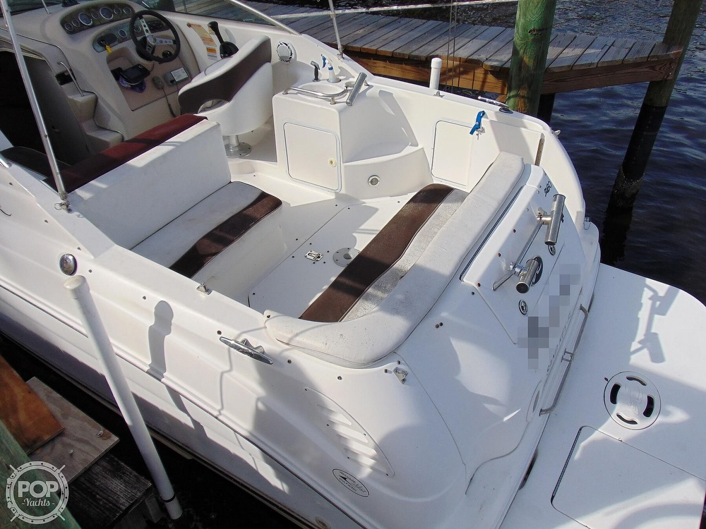 2001 Sea Ray boat for sale, model of the boat is 260 Sundancer & Image # 29 of 40
