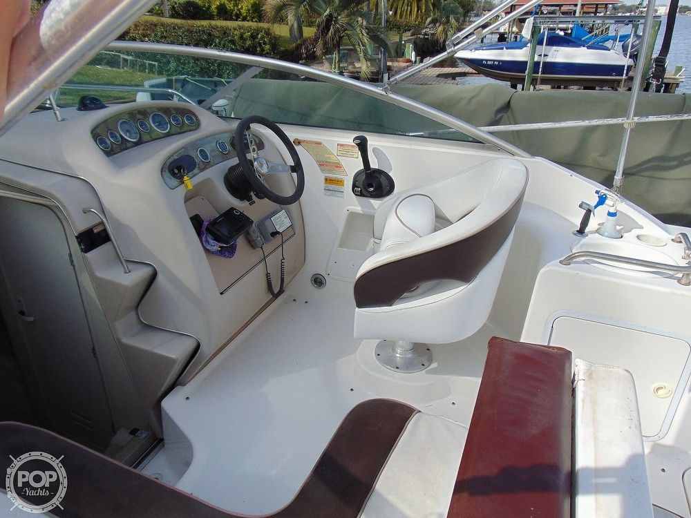 2001 Sea Ray boat for sale, model of the boat is 260 Sundancer & Image # 39 of 40