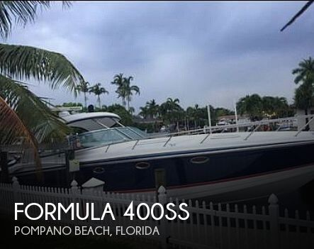 Used Formula Boats For Sale by owner | 2007 Formula 400ss