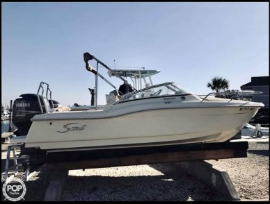 Scout Dorado 210, 210, for sale - $31,700